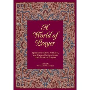 Book Cover - a world of prayer