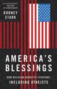Book Cover, America's Blessings
