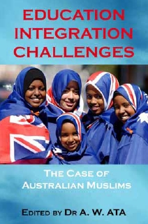 Book Cover, education integration challenges