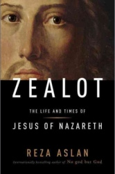 Book Cover - Zealot: Jesus of Nazareth