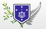 Canon Law Societyt of Australia and New Zealand Logo