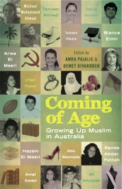 Book Cover, Coming of Age