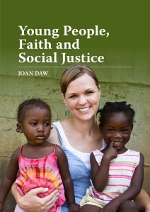 Book Cover, Young People, Faith,& Social Justice