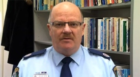 Assistant Commissioner Police, Peter Dein