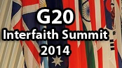 G20 Interfaith Summit