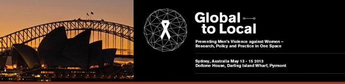 Global to Local, White Ribbon International Conference