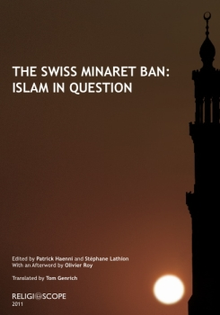 Book Cover, the Swiss Minaret Bam