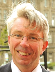 Professor Paul D Murray of Durham University