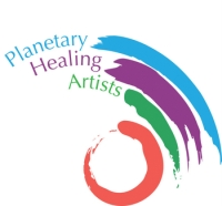 Planetary Healing Artists Logo