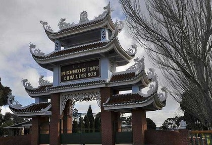 Buddhist Temple, Reservoir, Melbourne