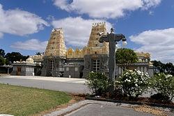 Shiva Vishnu Temple, Carrum Downs, Victoria
