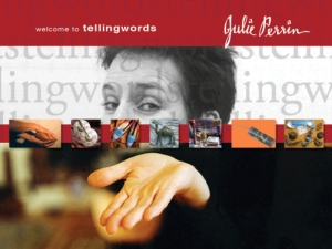 Telling Words with Julie Perin