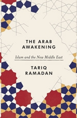 Book Cover, the arab awakening