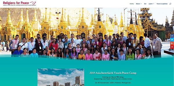 Asia and The Pacific Youth Interfaith Network