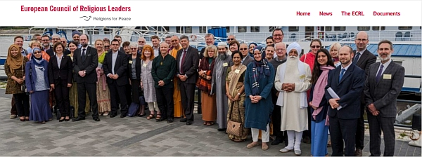 Religions for Peace Europe - European Council of Religious Leaders