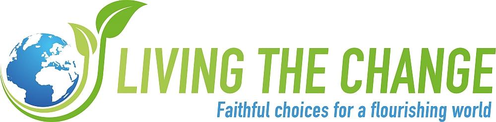 Living the Change logo