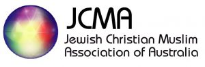 Jewish Muslim Christian Association of Australia Logo