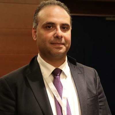 Ziad El Sayegh, Middle East Council of Churches