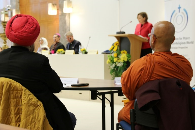 Education for Peace in a Multi-Religious World: A Christian Perspective - program launch