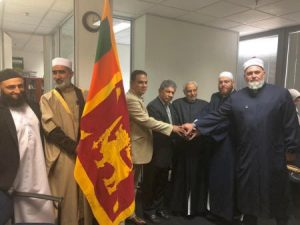 ANIC visits Sri Lanka Consul General