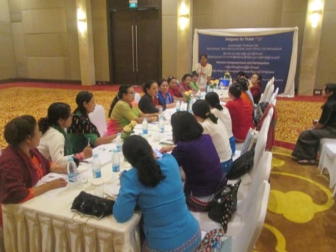 Womens Plenary at Advisory Forum