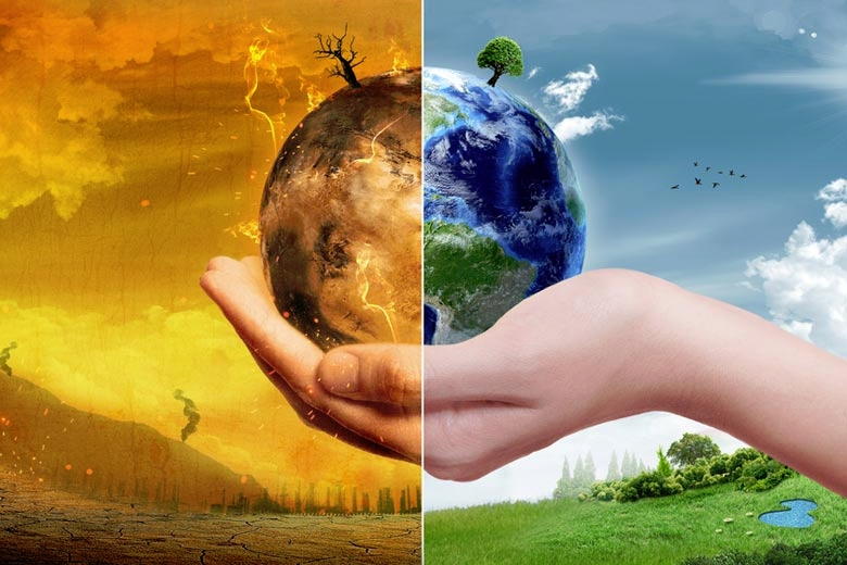 Climate Change - Care for the earth