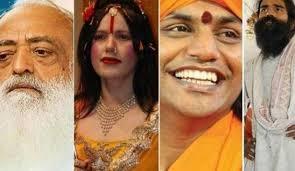 Four gurus of Hinduism