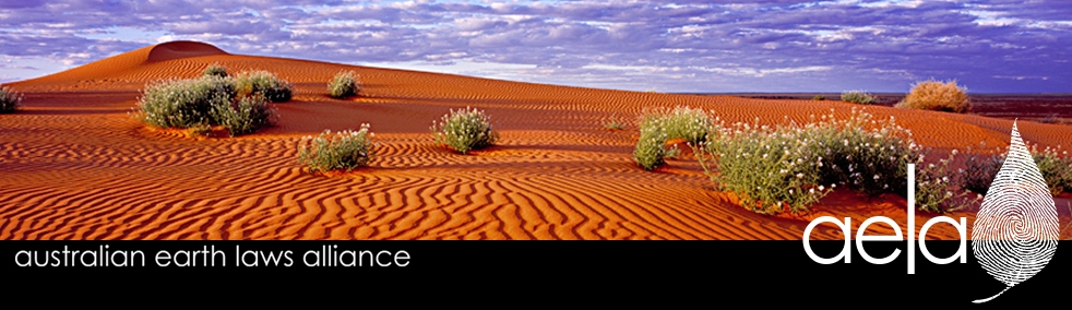australian earth laws alliance footer