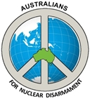 Australians for Nuclear Disarnament logo