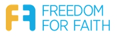 Freedom for Faith logo