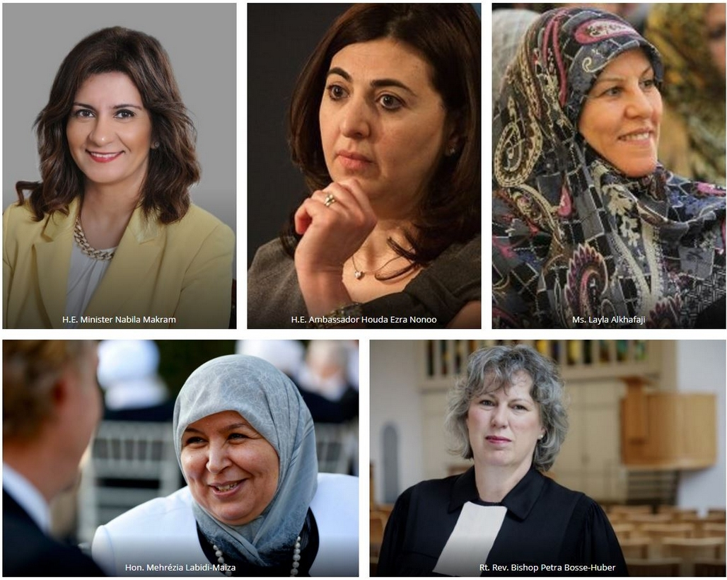 religious women of the Middle East and North Africa