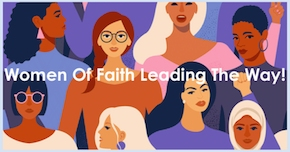 women of faith graphic
