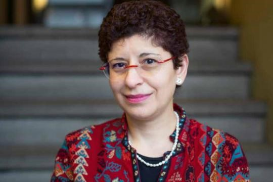 New Secretary General: Prof. Azza Karam