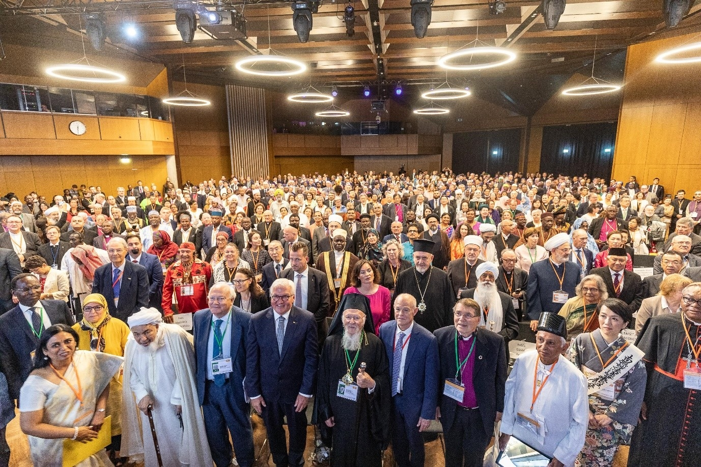 Religions for Peace Opening Ceremony Lindau