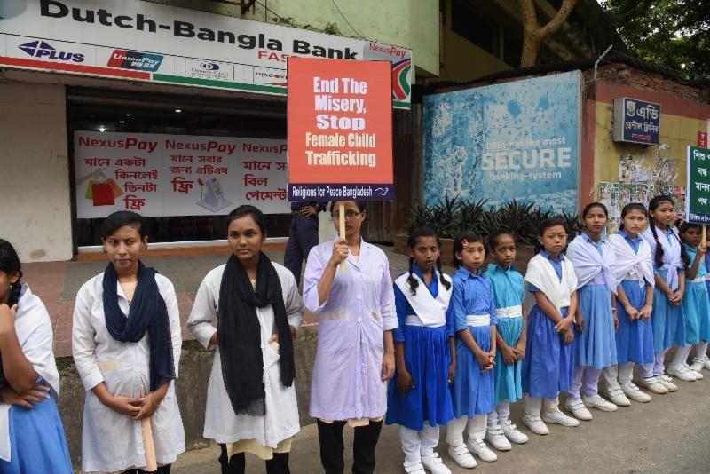 Child Traffiking Bangladesh