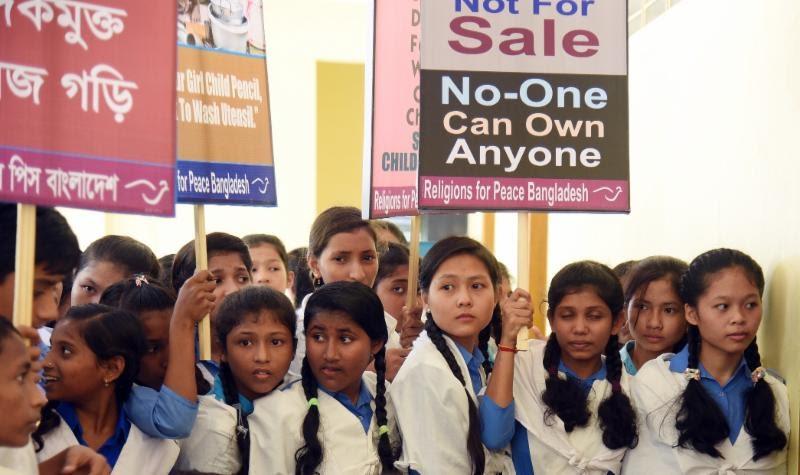Child trafficking bangladesh