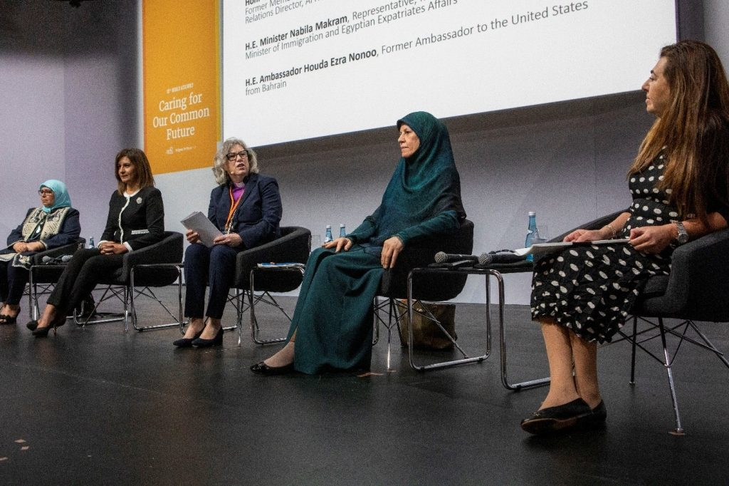 MENA Women's discussion - 10th World Assembly