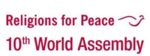 Religions for Peace 10th World Assembly logo