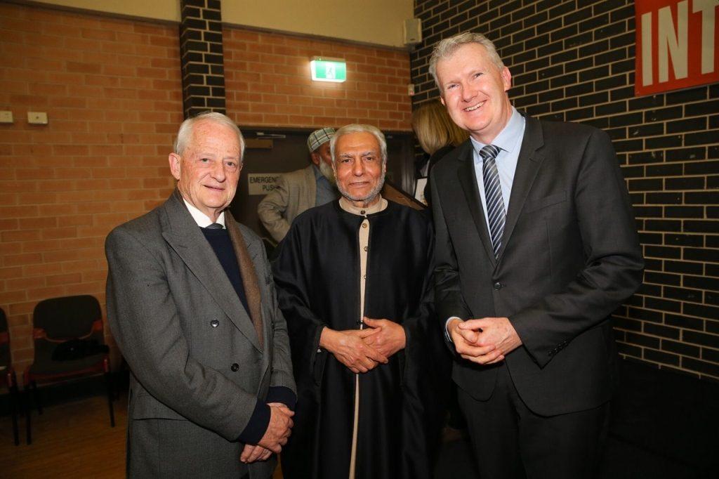 Ruddock, Mohammed, Burke at Canterbury-Bankstown