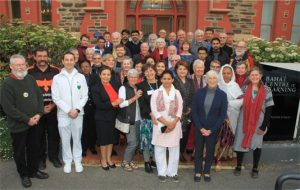 Participants for Living the Change Adelaide