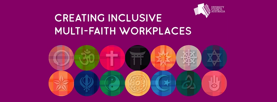 logo for creating inclusion in multifaith workplaces