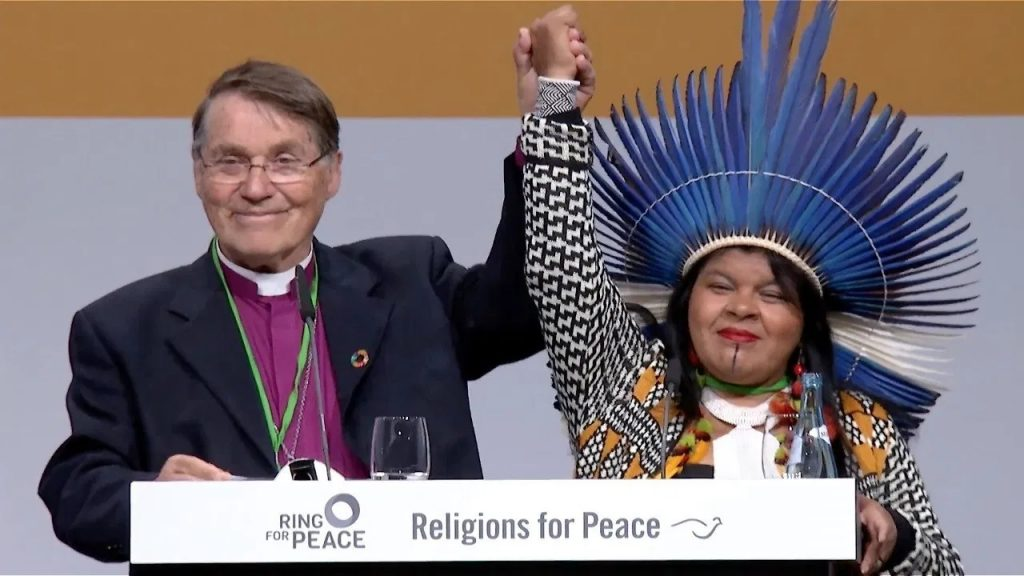 Faiths for Forests at RfP World Assembly