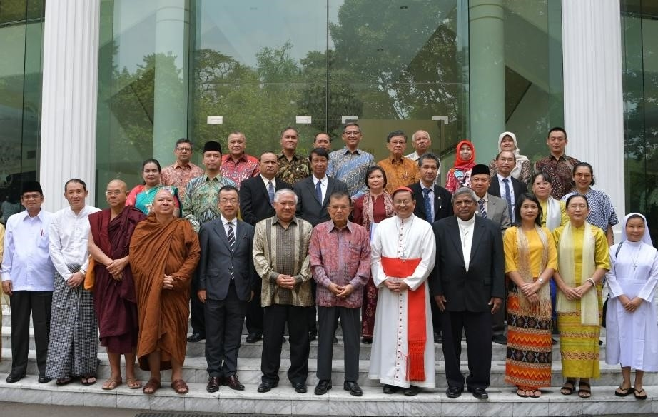 Religions for Peace International Delegation