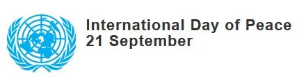 UN International Day of Peace Logo