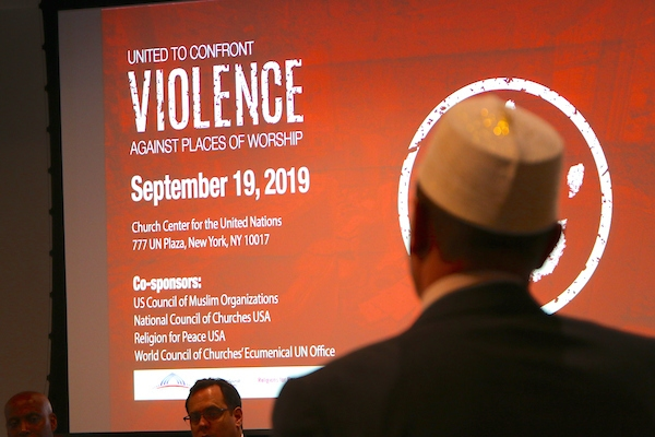 Worshipping safely: UN, faith communities unite to prevent violence