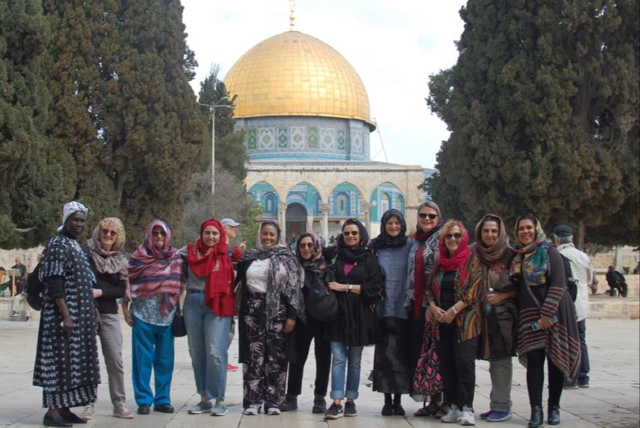 JCMA Women's Joint Journey to Jerusalem