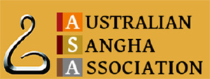Australian Sangha Association Logo