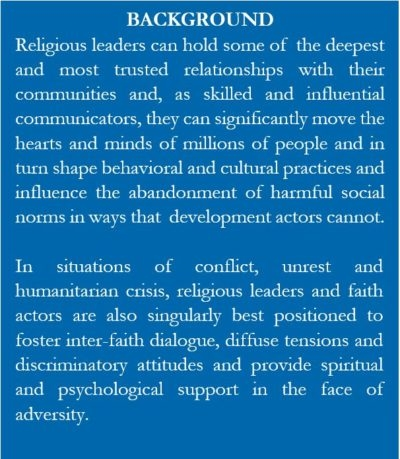 Background to Interfaith