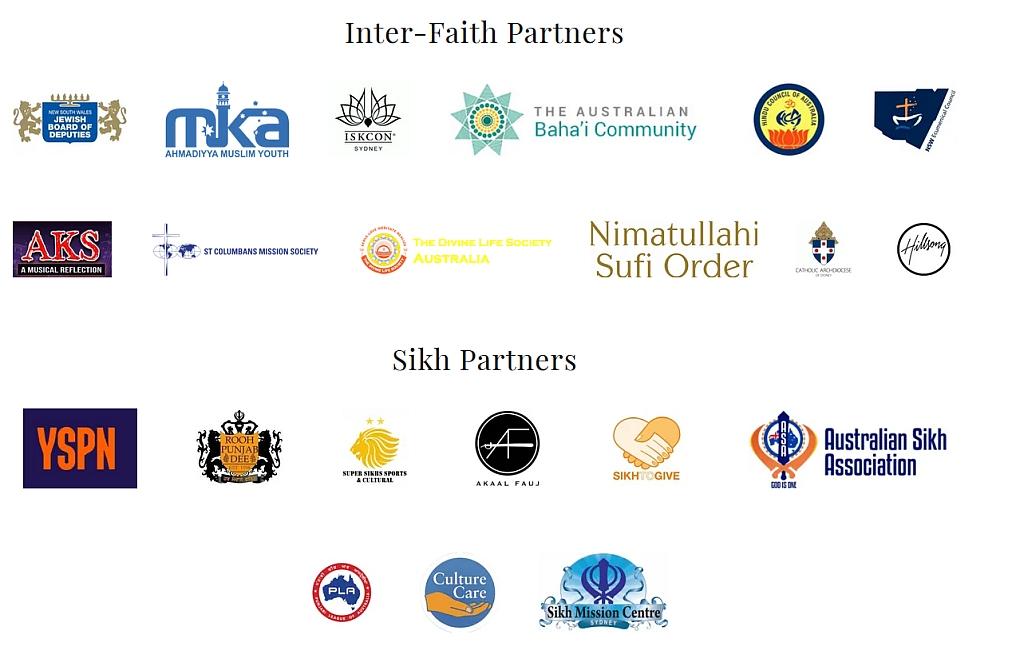 Divine Steps Festival Partners