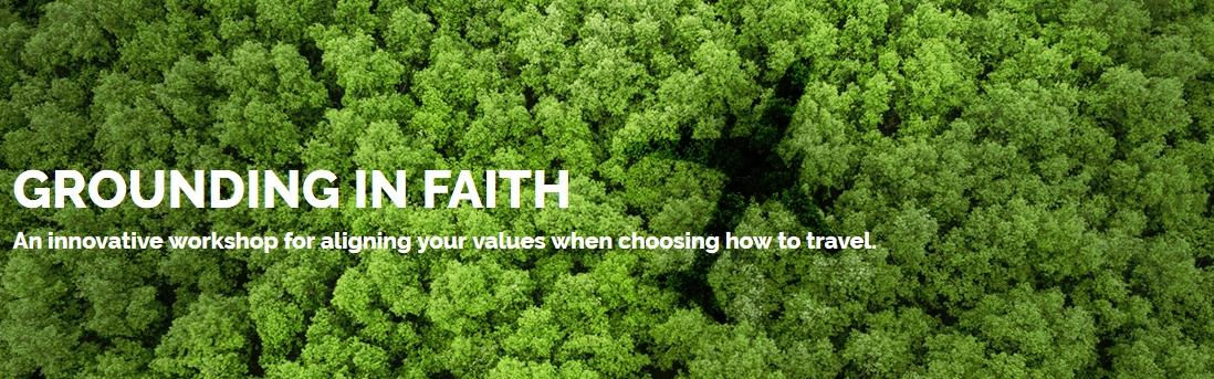 Grounding in Faith - Living the Change